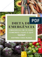 Dieta de Emergencia_ Emagreca e - Editora Vida Plena.pdf