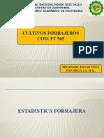 2. ESTADISTICA CULTIVOS FORRAJEROS