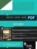 MIGUEL ANGEL MANRIQUE