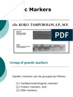 10. Genetic Markers