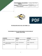 GSST-PR-05 PROCEDIMIENTO EVALUACIONES MEDICAS OCUPACIONALES.docx