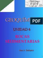 Unidad 6_Rocas Sedimentarias_FINAL
