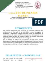 CALCULO DE PILARES PUENTE