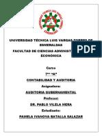 TRABAJO A DISTANCIA DE AUDITORIA GUBERNAMENTAL 3