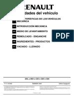 MR364MEGANE0 Generalidades del Vehículo