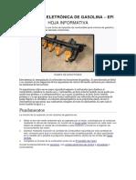 SEPARATAS DE INYECCION ELECTRONICA 2020