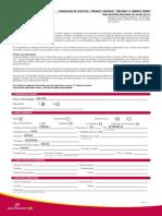Digital FORMULARIO DPS-1