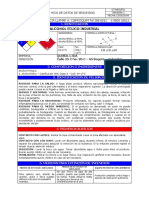 MSDS ALCOHOL ETILICO INDUSTRIAL.pdf