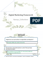 Digital Marketing Framework_template