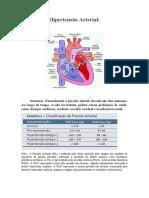 Hipertensão Arterial Sistemática (HAS) - resumo