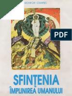 Nichifor Crainic - Sfintirea, implinirea umanului.pdf