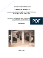 CompatibilizaodosProjectosdeArquitecturaeEstabilidade