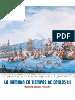 La Armada en tiempos de CarlosIII