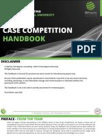 Case Competition Handbook - 180 DC DTU