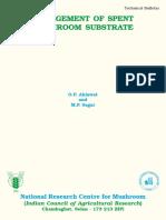 Bul-Spent mushroom substrate (SMS)