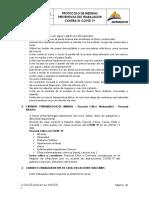 2. PROTOCOLO DE MEDIDAS PREVENTIVAS DEL TRABAJADOR CONTRA EL COVID 19