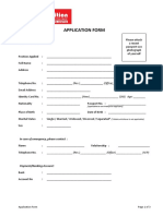 Imperial Tuition Application Form R2