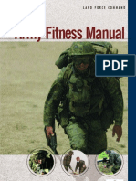 Canadian Army- FITNESS MANUAL