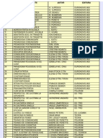 tabel carti cjrae