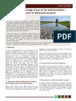 Dimensionnement bassin de rétention et de sédimentation.pdf