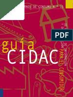 GUIA CIDAC DE RECURSOS PARA EL CONSUMIDOR