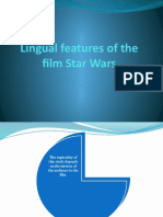 LINGUAL FEATURES STAR WARS MULTILINGUALISM.