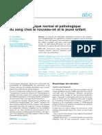 abc-267511-2901-aspect_cytologique_normal_et_pathologique_du_sang_chez_le_nouveau_ne_et_le_jeune_enfant-franciskambembo-u