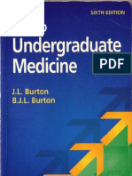 Aids to Undergraduate Medicine (6th ed)