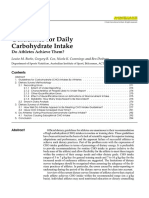 1027_Guidelines for Daily Carbohydrate Intake