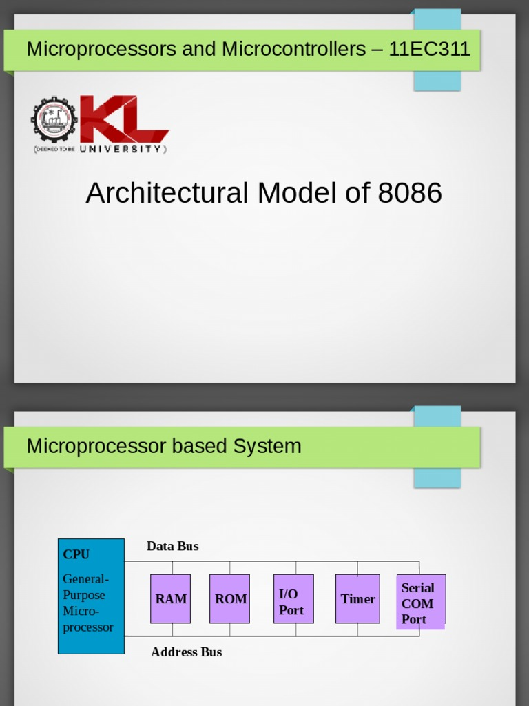 Mp 80865 Pdf Microprocessor Microcontroller