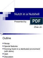 Nutch Tutorial Hadoop Architecture
