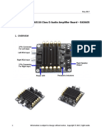EADA03 Manual