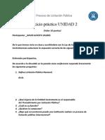 Ejercicio práctico No. 1UNIDAD 2 (Valor 10 Pts.)
