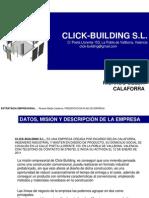 Plan de Empresa Click-building