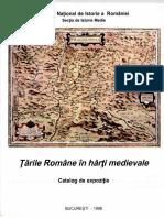 Țările Române în hărți medievale