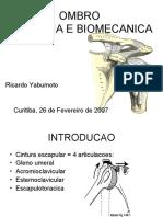anatomia e biomecanica do ombro.ppt