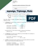 Ficha-Diptongo-e-Hiato-6° año