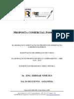 PROPOSTA COMERCIAL P1040C20- SALÃO DE EVENTO - GOIANÉSIA