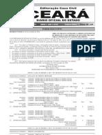 Diário Oficial 26-11-2010