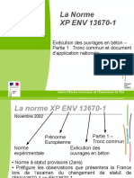 data show La_Norme_ENV 13670