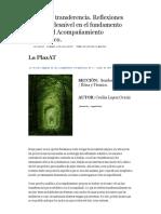 López Ocaris - Paridad y transferencia.