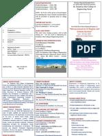 STTP Brochure