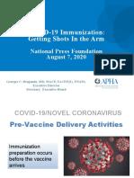 COVID-19 Immunization