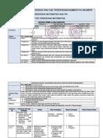 RPS  dan SAP PENGANTAR ALJABAR (1)
