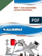 02-EL ALUMINIO Y SUS ALEACIONES