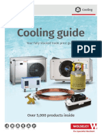 Cooling guide