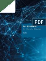 Par EIS Fund - Key Information Document - April 2020