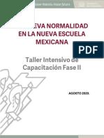 Taller Intensivo de Capacitacioìn a Distancia Fase II-Agosto 2020_FINAL OK