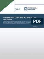 adult screening tool