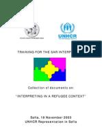 UNHCR on consec